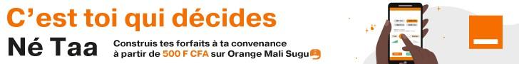 Application Orange Mali SUGU